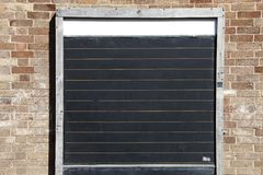 Black chalk board Stock Image