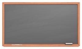 Black Chalkboard. Stock Photography