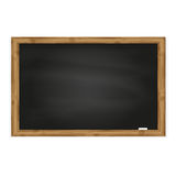 Black chalkboard Royalty Free Stock Photo