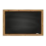 Black chalkboard Royalty Free Stock Photo