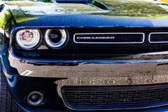 Black Challenger Grill Stock Images