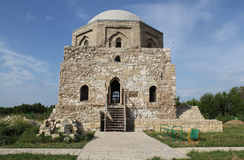 The Black Chamber. Bulgarian State Historical and Architectural Reserve. Royalty Free Stock Images