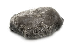 Black charcoal bread Stock Images