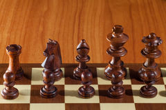 Black chess Royalty Free Stock Photo
