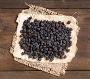 Black Chickpea Royalty Free Stock Photos