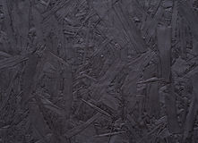 Black Chipboard Abstract Background Royalty Free Stock Photos