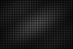 Black chrome grille. metal background. Royalty Free Stock Images