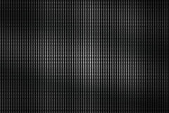 Black chrome grille. metal background. Stock Photography