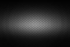 Black chrome metallic mesh. metal background and texture. Stock Photo