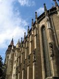 Black Church – Brasov – Romania Stock Images