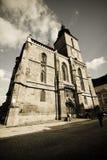 Black church from Brasov Royalty Free Stock Image