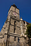 Black Church - Brasov Stock Photography