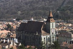 Black Church Brasov Royalty Free Stock Photo