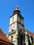 Black Church in Brasov (Kronstadt), Transilvania, Romania Royalty Free Stock Photo
