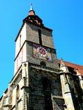 Black Church in Brasov (Kronstadt), Transilvania, Romania Stock Image
