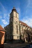 Black Church in Brasov, Romania Stock Photos