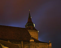 Black Church in Brasov. Romania Royalty Free Stock Photo