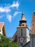 Black Church in Brasov Romania Royalty Free Stock Photography