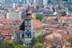 Black Church, Brasov, Romania royalty free stock photography