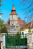 Black Church, Brasov, Romania royalty free stock images