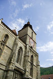 Black Church Brasov, Romania Stock Images