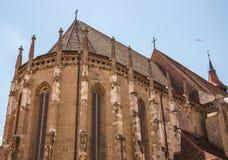 Black Church, Brasov - Romania. Royalty Free Stock Images