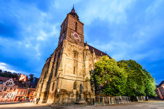 Black Church, Brasov, Romania Stock Photography