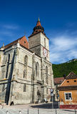Black Church, Brasov in Romania Royalty Free Stock Photography