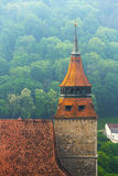 Black Church in Brasov, Romania Royalty Free Stock Image