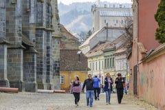 Black Church, Brasov, Romania Stock Image