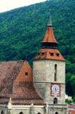 Black Church in Brasov, Transylvania, Romania Royalty Free Stock Image
