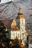 Black church cathedral, Brasov, Romania Stock Image