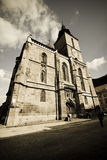 Black Church From Brasov Royalty Free Stock Image