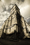 Black Church From Brasov Royalty Free Stock Images