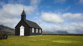 Black church Stock Images