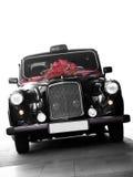 Black classic car Stock Photo