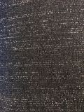 Black cloth texture Royalty Free Stock Image