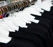 Black clothes Stock Photos
