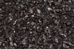 Black coal Stock Photography