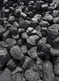 Black Coal Stock Image