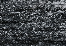 Black coal background Stock Photography