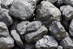 Black coal Stock Photos