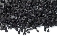 Free Black Coal Isolated On White Background Stock Photography - 164680582