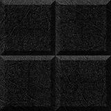 Black coal. Texture of a ceramic tile of black color. Marble, granite, or coal Royalty Free Stock Photo