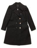 Black coat Stock Image