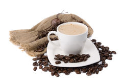 Black coffee Royalty Free Stock Photos