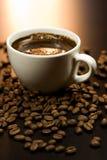 Black coffee Royalty Free Stock Image
