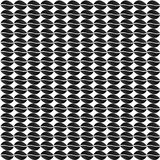 Black coffee beans pattern. For web and graphic projects Stock Photos