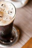 Black coffee, cold Stock Photo