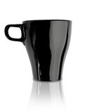Black Coffee Mug Royalty Free Stock Photography